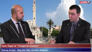 Tuncay Arslan - Yenigün Tv / Ülkü Ocakları Her Alanda Hizmet Ediyor