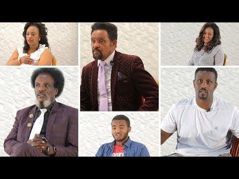 Amen Drama Season Break - Interview with The actors