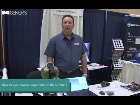 Automated Precision Inc at the American Aerospace & Defense Summit