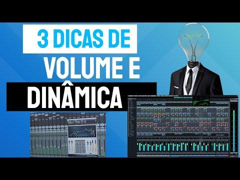 3 Dicas de Volume e Dinâmica na Mixagem e Masterização [PERGUNTAS E RESPOSTAS]