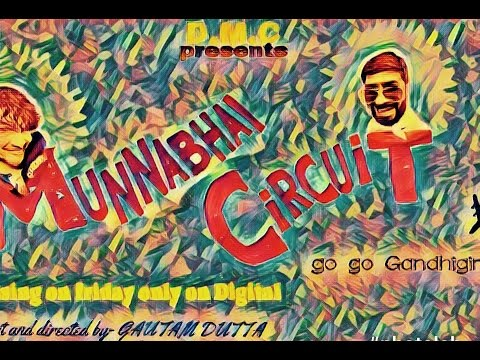 MUNNABHAI & CIRKUT GO GOIN GANDHIGIRI MOVIE