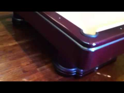 Polo pool table mover