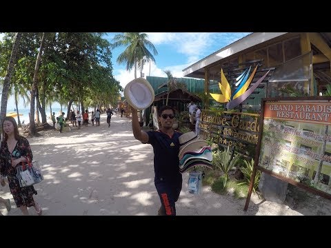 Philippines VLOG - My Trip in The Philippines (Parties Boracay, Manila) 4K Quality