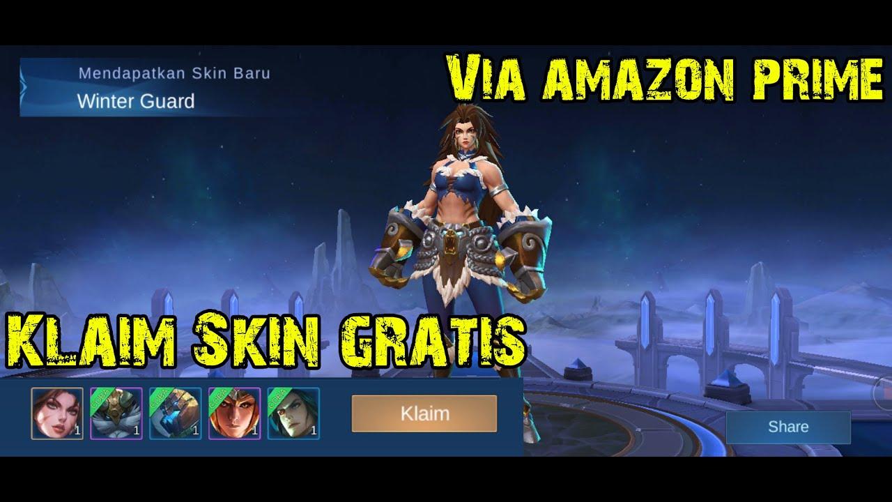 Code Redeem Mobile Legends Terbaru 2020 Skin Gratis II Via ...