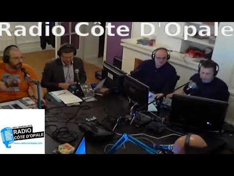 Sevy Campos en interview sur Radio Cote d´Opale (France) 19.01.2018