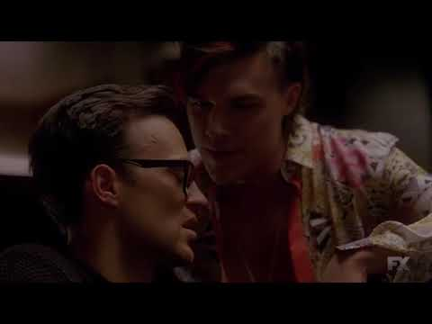 American Horror Story, Hotel- Gay Scene