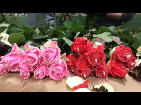 букет красивых роз.....