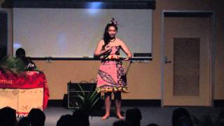 """Leila"" Siva - a dance interpretation from the Telesa book."