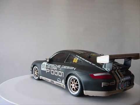 Tamiya Porsche 911 GT3 - YouTube