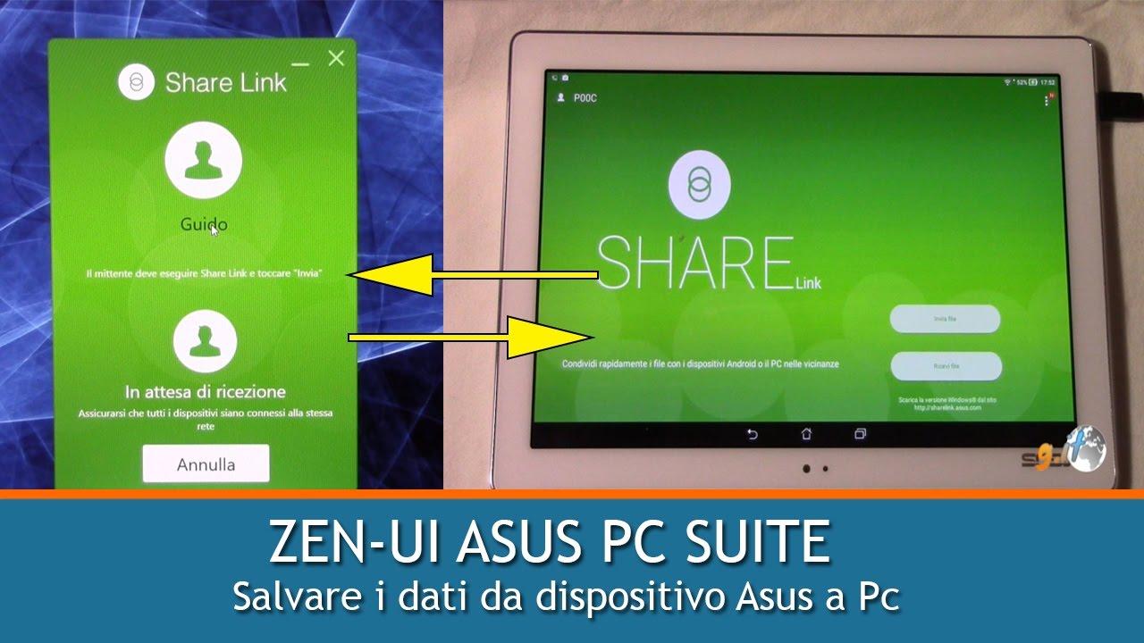 SCARICARE FOTO DA ZENFONE A PC