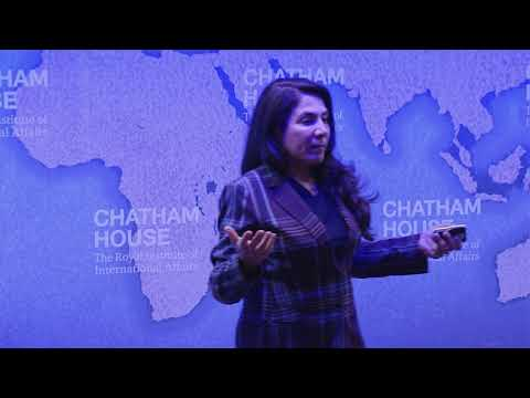 Chatham House Primer: The Internet of Things