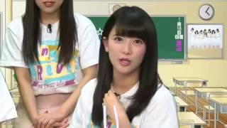 2017.1.16 ニコニコ生放送 「Ange☆Reveの天使ゼミナール」より.