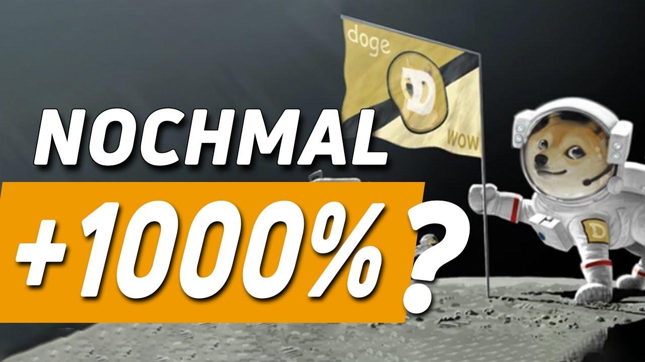 Dogecoin: Wann ich kaufen würde...