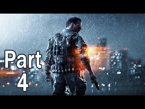 Battlefield 4 - Campaign Commentary HD - Mission 2: Shanghai & Mission 3: South China Sea - Part 4