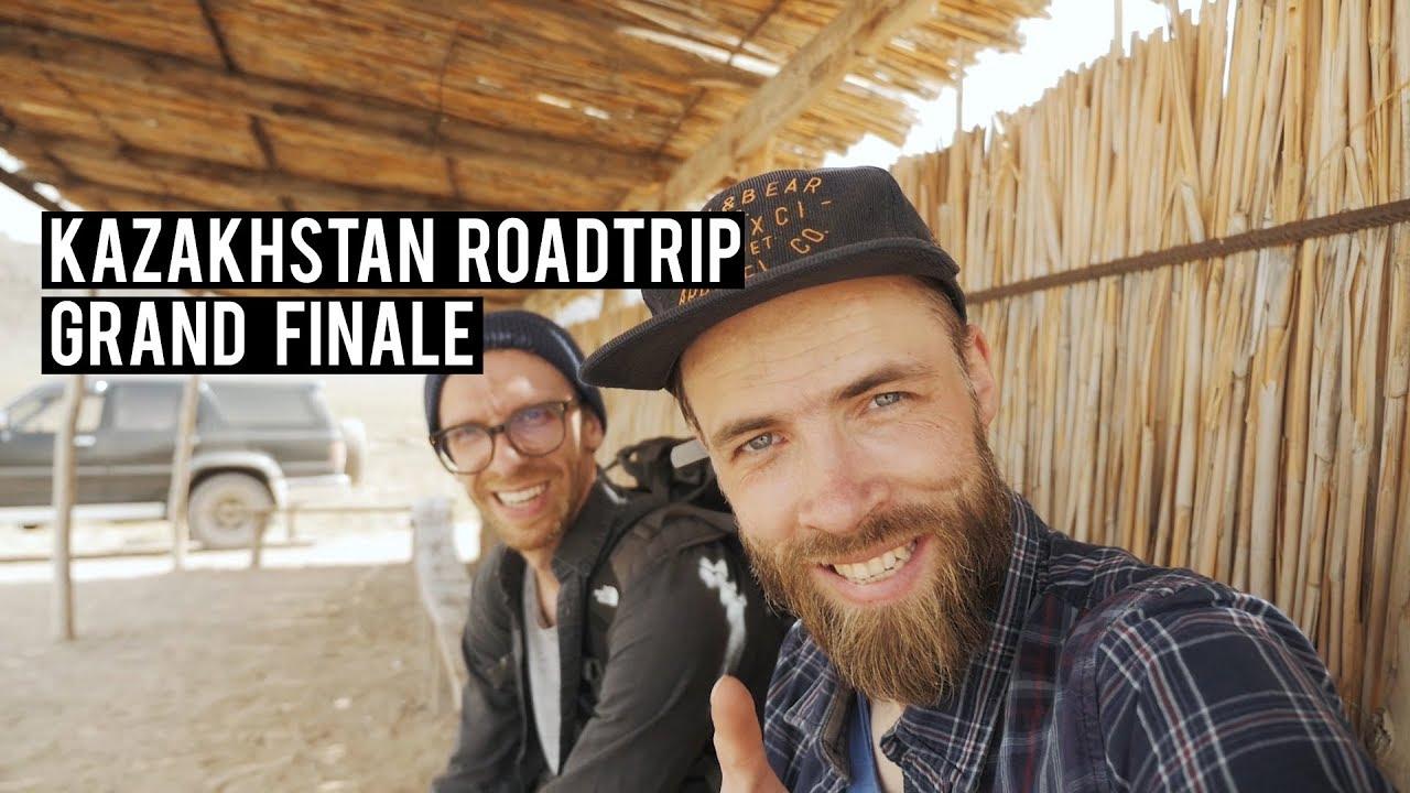 Dziedošā kāpa, Kazakhstan EP5 - Vlog #008