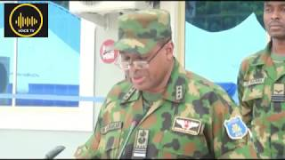 Benue killings: Militry effort have held positive result. Chief of air staff