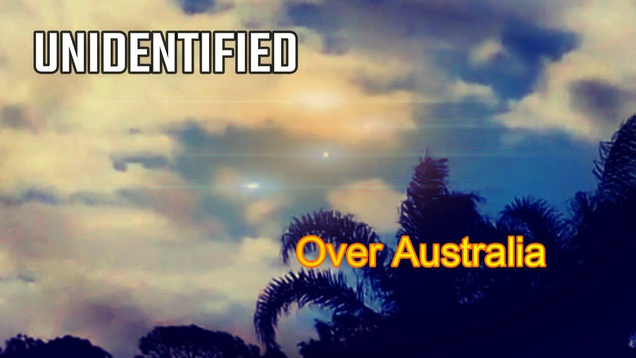 UNIDENTIFIED Over Australia #UFO #UAP #OVNI
