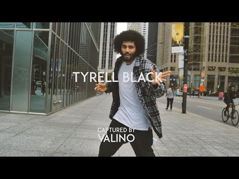Tyrell Black Feat. Shash'U - Getdown #3