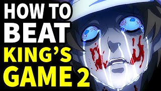 How to Beat Tнe HIGH SCHOOL DEATH GAME in