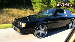 "1986 Buick Grand National on 22"" Forgiatos, FOR SALE $19.5k - 1080p HD"