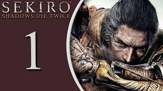 Sekiro playthrough pt1 - Way of the Wolf, Shinobi Warrior