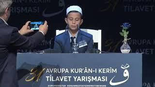 Gambar cover Selim Arda Gökmen - 31. IGMG Avrupa Kur'an-ı Kerim Tilavet Yarışması Küçükler Birincisi