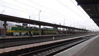 Nákladní Vlak (ZSSK 131, Příjezd Do Stanice) - Vrútky (SK) - 19.2.2016