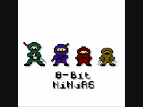 8-Bit Ninjas - Pokémon Face