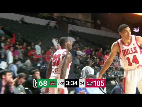 Kay Felder (15 points) Highlights vs. Maine Red Claws