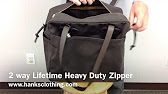 e60609cbe0 Filson 2-Zip Travel Kit SKU   8310243.mp4 - YouTube
