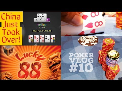 China Just Took Over! Cash Game, Star Casino Sydney - Poker VLOG #10