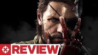 Скачать Metal Gear Solid 5 The Phantom Pain Review