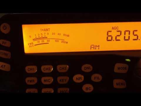 Newport Pirate Radio 6205 AM 9/12/16