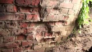 Старый немецкий бункер.Коп.Калининград-Кенигсберг.Слив хабарного места.