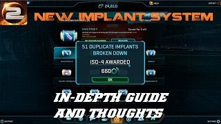 new implant system guide in depth look and thoughts before it goes live planetside 2