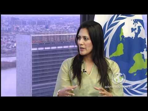 Interview with Chhavi Rajawat Mayor of Soda, India.