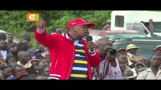Kampeni za Jubilee zafanyika Bungoma, Pokot Magharibi na Eldoret