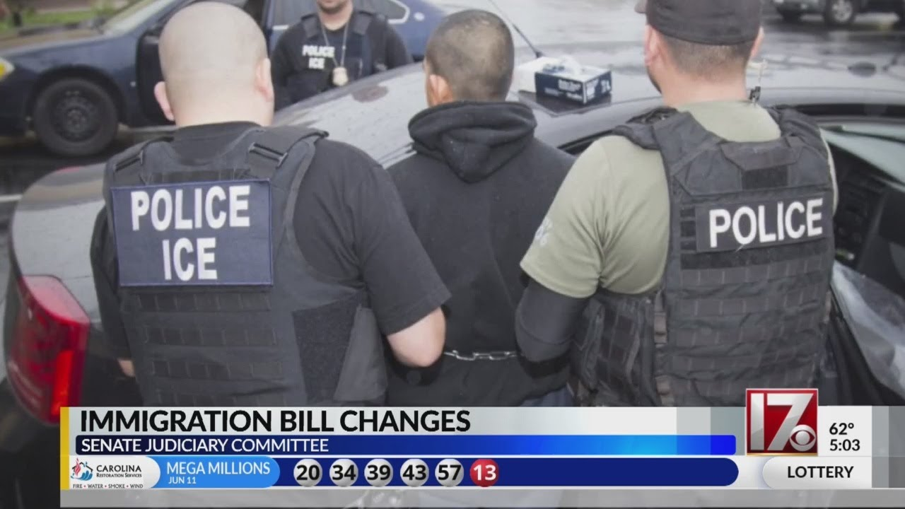 NC Sheriffs' Association comes out in support of bill requiring sheriffs to  work with ICE