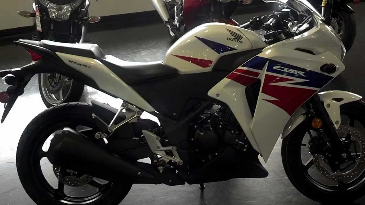 2013 Honda CBR250R Walk Around Video and on SALE at Honda of Chattanooga