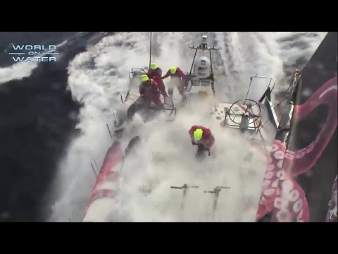 World on Water Feb 22.15 MC38's, BWR Day 53, New Safran boat, Puma Mar Mostro Classic . more