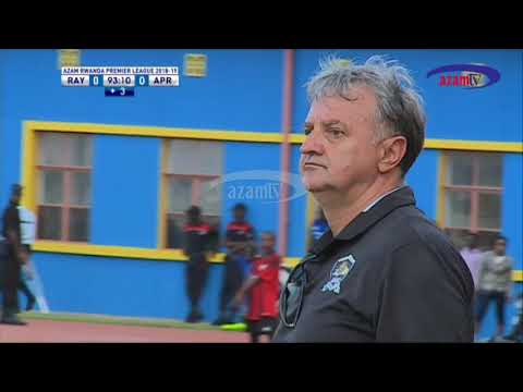 ARPL 18-19: RAYON SPORTS 1 - 0 APR FC (Goals/Igitego)