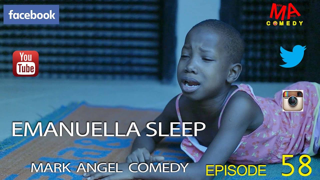 Download EMANUELLA SLEEP (Mark Angel Comedy) (Episode 58)