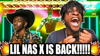 Lil Nas X - Panini ( Audio) REACTION!