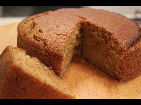 Eggless Wheat Cake Recipe Sanjeev Kapoor