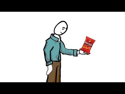 How To Eat Doritos