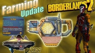 Borderlands 2 - BNK-3R Farming Update - The Sham Shield (McSzakal.TV - s07e17).