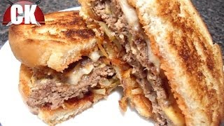 How To Make Steak N Shake's Frisco Melt - Easy Cooking!