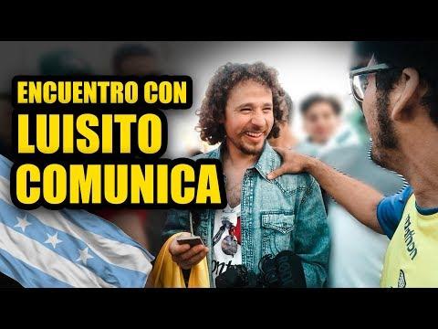 LUISITO COMUNICA en MONTAÑITA Y GUAYAQUIL - Búsqueda y Encuentro *un poco extraño* ¿fans o haters?