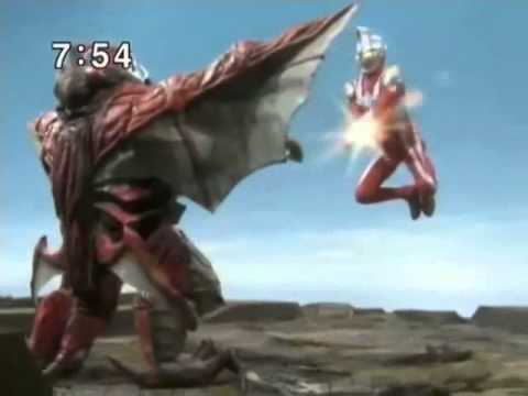 Ultraman Max vs Reguila