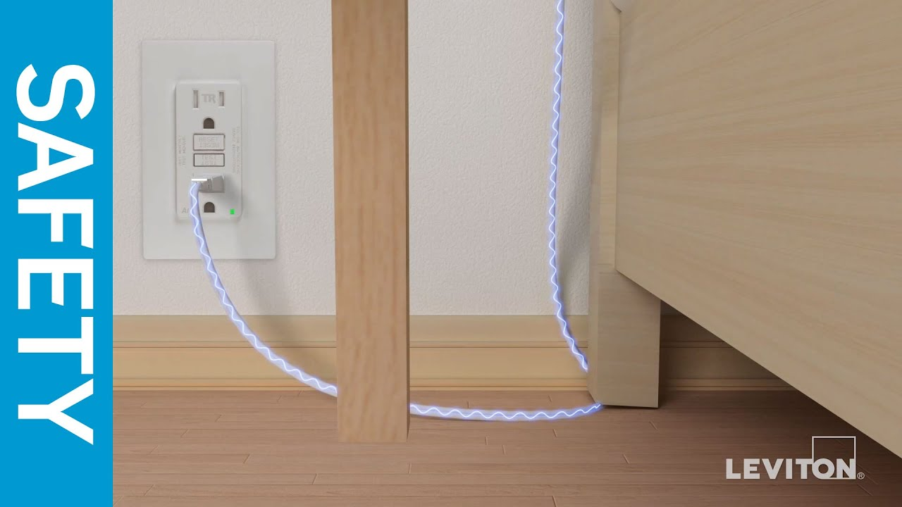hight resolution of wiring afci outlet